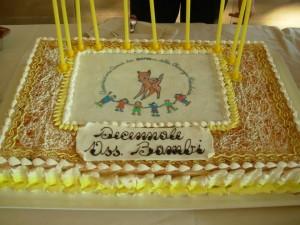 torta decennale