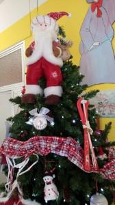 Babbo Natale egocentrico